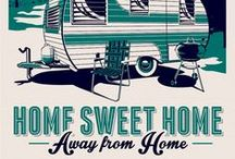Home away from Home / My serch for a small vintage travel trailer / by Melinda Adams