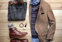 Men's Fashion / We showcase our awesome second-hand designer fashion for gents!