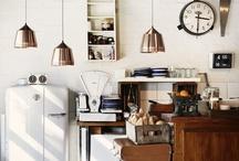 Lovely Living Spaces / by Cheri Kroeger
