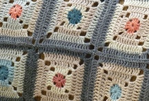 Crochet-Blanket, Throw, Pattern / by Laura Cole