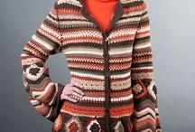 Crochet-Coats, Jackets, Cardigan / by Laura Cole