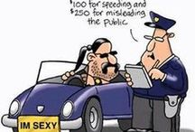 Cop funnies / by Kelly Doyle