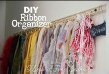 Organization / Anything that will help organize the clutter of life.