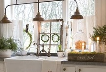 Lovely Kitchens / All the Beautiful Kitchens I can find!