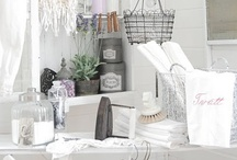 Fine Laundry Rooms / Beautiful Laundry rooms, tips for Laundry organization, and anything related to the Laundry!