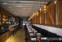 Rehearsal Dinners in DC  / Great places for rehearsal dinners in Washington, DC