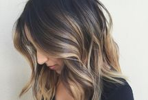 Hair / Long hair, short hair, colored hair, straightened hair! We pretty much all have hair! Here are some of the best hair inspiration pins on the web!