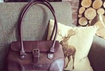 Dubarry Leather Bags / The Dubarry range of beautifully designed and much sought after leather bags. Exquisitely designed crushed leather weekend bags, tote bags, cross body, saddle-style and shoulder bags are the envy of all.