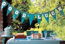 Graduation Party / Ways to celebrate the graduate