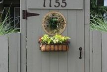 Garden and yard ideas. / by Patty Clark