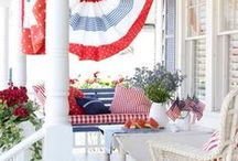 Independence Day! / Crafts, DIY, decor, ideas that deal with the 4th of July