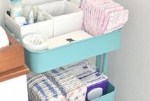 kids room organization and decor / Room Organization, Decorating and DIY crafts for kids playrooms and kids bedrooms. Includes inspiration for baby rooms, to updating rooms for 'big kids' to hacks for creating the best teen rooms.