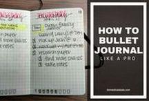 planner & bullet journal | inspiration