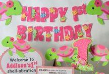 Birthday Ideas / by Revonah Holloway