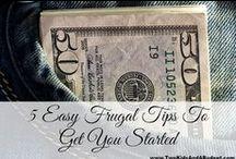 Saving money / Money saving ideas, inspiration for budgeting, and more.