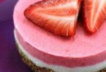 Raw Desserts / Grain-Free, Dairy-Free, Soy-Free, Refined Sugar-Free