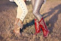 Wear It ~ Western/Southwest / A collection of clothing with a little bit of western or southwest flavor.