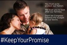#KeepYourPromise / by National Military Family Association