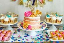 P A R T Y T I M E / Ideas for hosting and décor of any and every party!