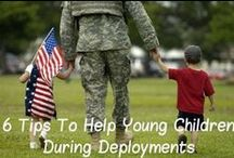 Deployment - During / by National Military Family Assoc.