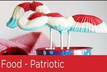 Food - Patriotic / by National Military Family Assoc.