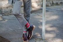 For The Guys / Men's fashion, style, shoes, and more! / by SHOE DEPT