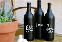 Bottle Crafts / by Revonah Holloway