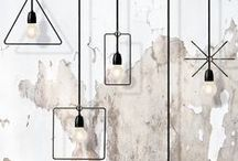 Lovely Lighting Ideas / Chandeliers, Lamps, Penndants, any lighting I love!