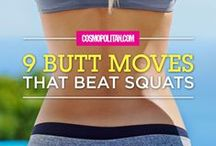 Workouts and Exercises! / Workouts and Exercises to keep you on the track to fitness!