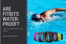 Waterproof Fitbit? Fitbit Charge HR Waterproof,  and Fitbit Flex Waterproof for sale / Is Fitbit waterproof?  Can you swim with a Fitbit?