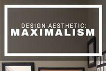 home decor | maximalism