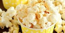 Level Up Your Popcorn / Make popcorn more fun and taste more interesting for at home movie night!