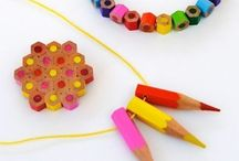 Cool Crafts / Very cool and inspiring crafts and projects which I want to tackle asap. / by Studio Mick