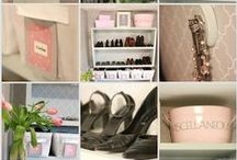 Organization Ideas / Organization tips to keep your home oraganized. / by Jacky {Small Home & Garden Love}