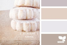 Colour Inspiration / Delicious Color Palettes and Combinations to Inspire you for your Wardrobe or Projects.  / by The Luxe Life Society