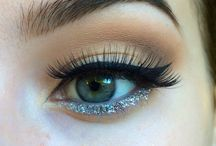 Makeup!!! <3 / It's a simple day-to-day thing.  / by Haley Rayburn