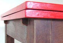 Things to buy! unieke zaken by Analysed / TE KOOP: unieke Vintage & Brocante meubels & (handmade) woonaccessoires! by Analysed.