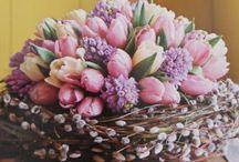 Floral designs / by Pat Lewellyn