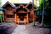 Log Homes / See some of the most beautiful log homes from around the world. From fantastic architecture to scenic locations, be sure to find your favorite!