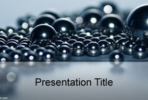 New Free Powerpoint PresentationTemplates / New Collection of PowerPoint backgrounds & templates, slide design... @FPPT.com, @SlideHunter.com / by Marilyn Santos