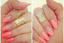 Nail Art Inspiration  / Nail Art Inspiration, and some of my own nail creations.  / by The Luxe Life Society