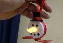 Christmas Ornaments / by Kim Drew