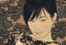 Art with Asian Flair