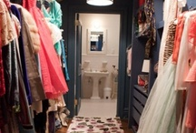 Bedrooms & Closets / by Meredith Wright