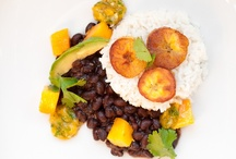 Rice and beans recipes / Here are some of the recipes I've tried and some I'm still looking forward to. Rice and beans is extremely nutritional, laughably cheap, keeps for a few days, and microwaves well--and just like me, it's better with salsa! / by Keili Rae