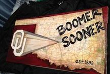 Sooner Fan 50 / I changed the name of my board, since this is the 50th year, my dear husband has been going to OU football games. He did start going as a young child.  / by Julie Michael White