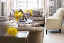 Decor / Home Ideas / by Andrea Garrett