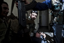 On the front line with the Free Syrian Army in Aleppo / by ABC News