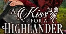 A Kiss for a Highlander / A passion that burns away centuries of hate… The Georgian Rebel Series, Book 1 https://www.amazon.com/Kiss-Highlander-Georgian-Rebel-Book-ebook/dp/B06XX2DJBC/ http://www.janegodmanauthor.com/