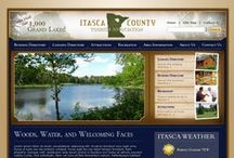 Tourism & Recreation Web Design / Website Design by Faster Solutions Inc. Duluth MN | Brainerd MN fastersolutions.com